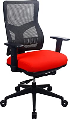 Eurotech Seating Chair, Red