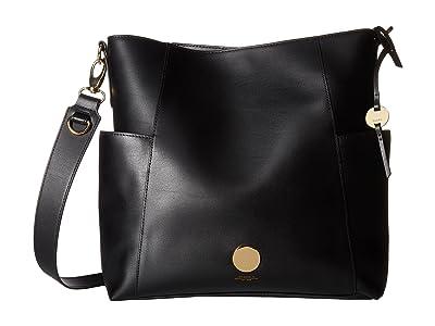 Lodis Accessories Rodeo RFID Jessie Bucket (Black) Handbags