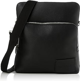 Calvin Klein Ckj Micro Pebble Flat Pack W/Pkt - Shoppers y bolsos de hombro Hombre