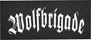 wolfbrigade patch