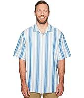 Tommy Bahama Big & Tall - Big & Tall Socrates Stripe