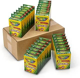 Crayola 繪兒樂 蠟筆 24支裝(每套24盒)
