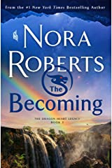 The Becoming: The Dragon Heart Legacy, Book 2 Kindle Edition