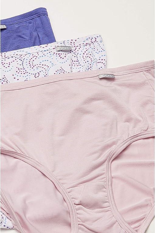 Shibori Dot/Faded Mauve/Crystalline Purple