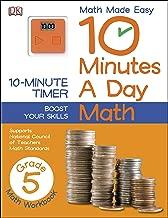 10 Minutes a Day: Math, Fifth Grade