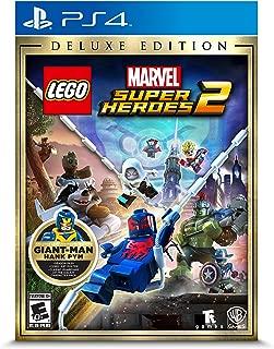 LEGO Marvel Superheroes 2 Deluxe - PlayStation 4