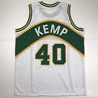 seattle supersonics memorabilia