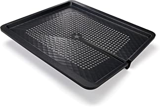 Happycall 3005-0004 Korean BBQ Grill Pan, Stove Top Grill, 5 Layer Diamond Nonstick, PFOA-free, Non-stick Griddle, Indoor ...