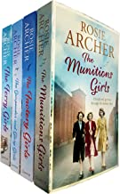 Bomb Girls Series Rosie Archer Collection 4 Books Set (The Munitions Girls, The Ferry Girls, The Factory Girls, The Gunpowder and Glory Girls)