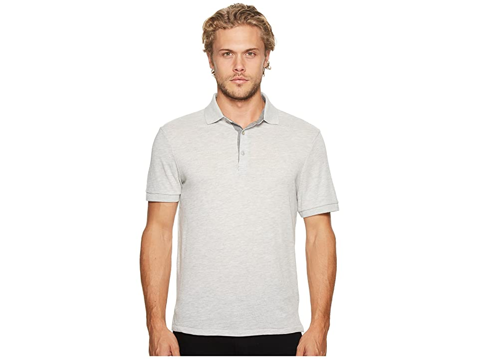 Alternative Eco Polo (Eco Oatmeal/Eco Grey) Men