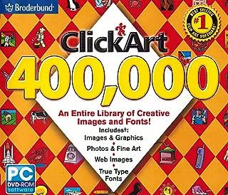 Broderbund Clickart 400,000