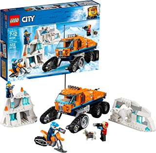 LEGO City Arctic Scout Truck 60194 Building Kit (322 Pieces)