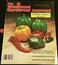 The Weekend Gardener Journal May/June 1988 (Vol.4, No.7)