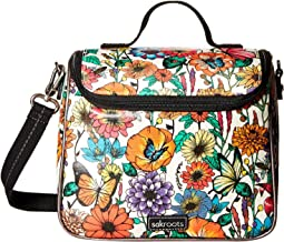 Sakroots Artist Circle Crossbody Cooler