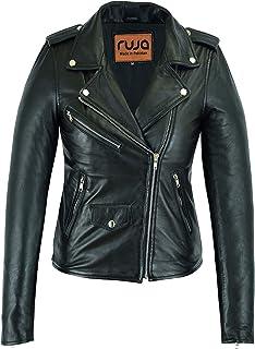 Women's Perfecto Genuine Leather Jacket