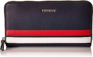 محفظة كبيرة نسائية من تومي هيلفغر، ازرق - AW0AW08013