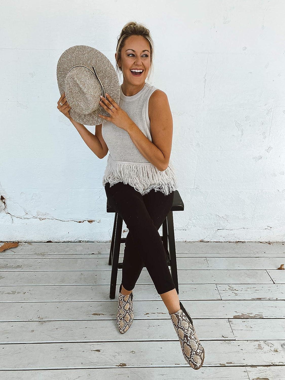 Mud Pie Women's Knit Fedora