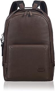 "Tumi Harrison - Webster Laptop Backpack 15"" Casual Daypack, 46 cm, 19 liters, Brown (Brown Pebbled)"