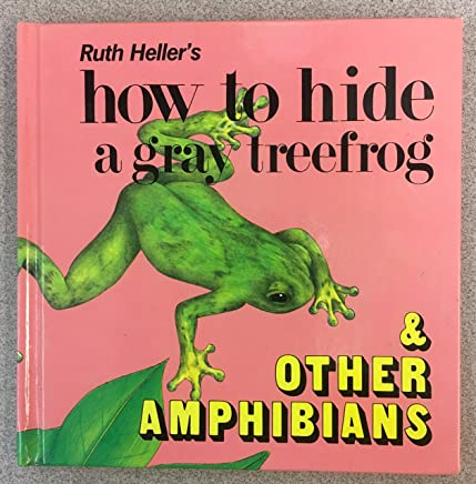How to Hide a Gray Treefrog