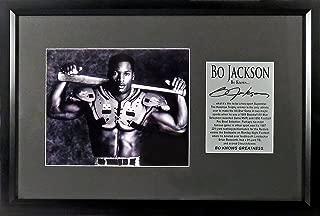 bo jackson signature