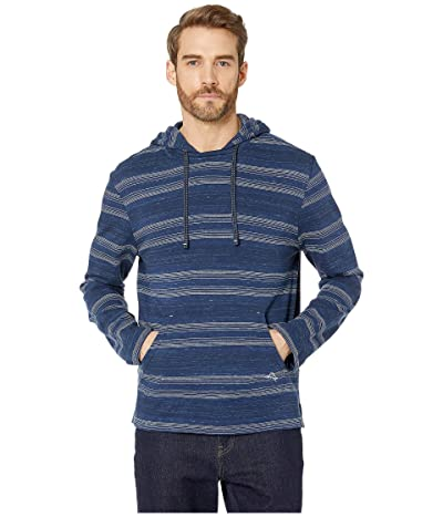 Tommy Bahama French Terry Pullover (Hombre Stripe) Men