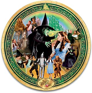 The Bradford Exchange The Wizard of OZ Heirloom Porcelain Masterpiece Collector Plate