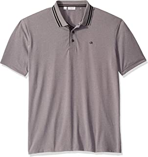 Calvin Klein Men's Madison Polo Shirt Fitted