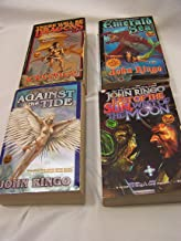 The Council Wars Complete 4 volume set: There Will Be Dragons, Emerald Sea, Against the Tide, East of the Sun ~ West of the Moon