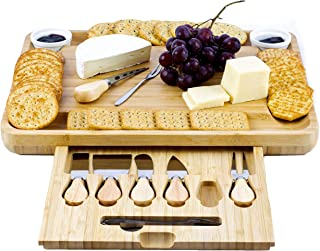 Best wooden carving board with drip tray Reviews