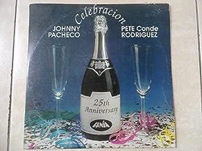Celebracion Con Jhonny Pacheco Y Pete Conde Rodriguez