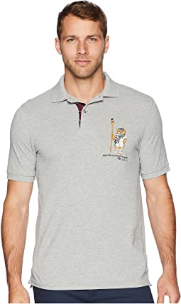Bear Player Polo Shirt