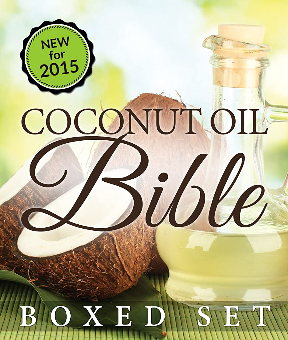 Coconut Oil Bible: (Boxed Set): Benefits, Remedies and Tips for Beauty and Weight Loss (English Edition)