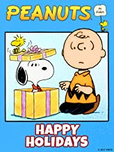 Peanuts by Schulz Happy Holidays