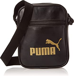 Puma Wmn Core Up Portable Black Bag For Women, Size One Size
