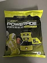 Powerade Lemon Lime Powder Drink Mix, 5 Gallon Bag