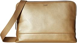 KNOMO London - Mayfair Luxe Molton Single Zip Crossbody