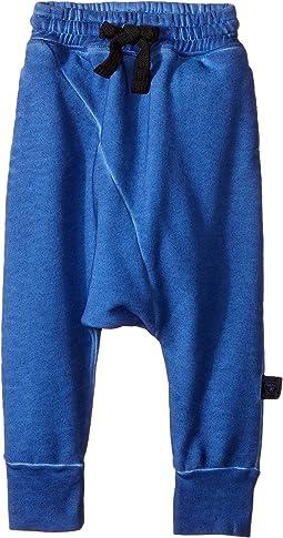 Nununu - Diagonal Baggy Pants (Infant/Toddler/Little Kids)
