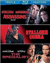 Assassins / Cobra / The Specialist