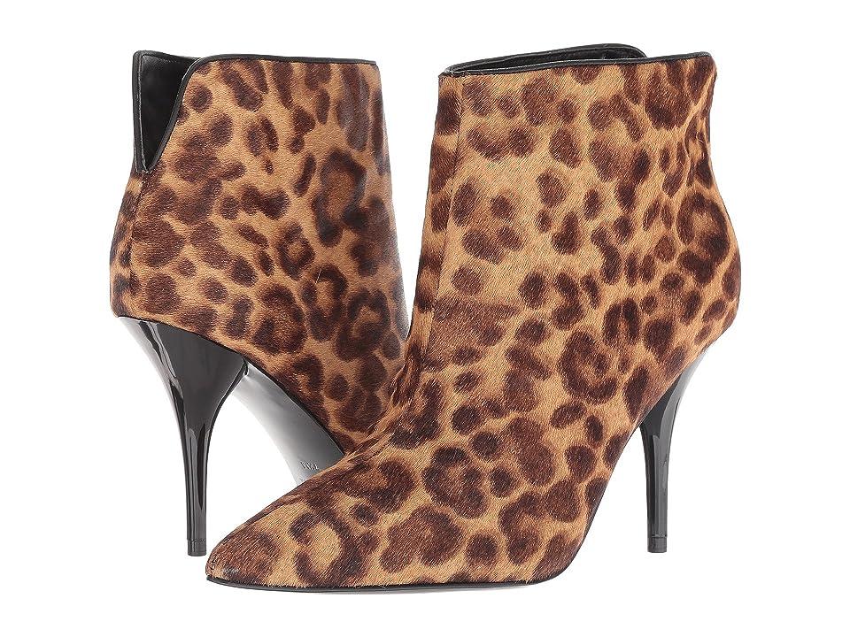 Marc Fisher LTD Fenetly (Leopard Suede) Women