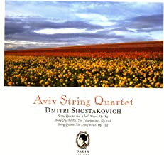 Dimitri Shostakovich: String Quartet No. 4, Op. 83 / String Quartet No. 7, Op. 108 / String Quartet No. 11, Op. 122