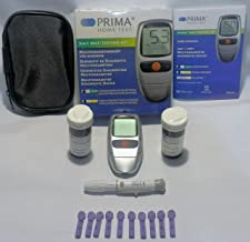 PRIMA Total Cholesterol and Triglycerides Home Test Meter Kit Monitor. CE Approved!