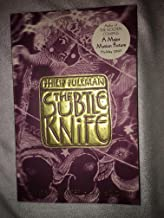 Subtle Knife - His Dark Materials, Book II (97) by Pullman, Philip [Paperback (2002)]