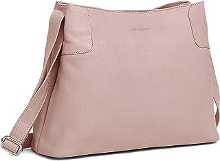 WILDHORN Leather Ladies Shoulder Bag   Cross-body Bag   Hand Bag with Adjustable Strap for Girls & Women.