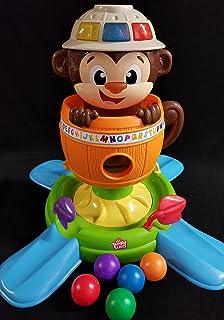 Bright Starts Having a Ball! Hide 'n Spin Monkey