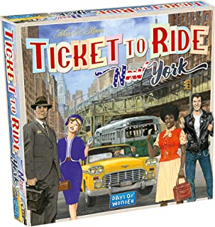 Ticket to Ride Express: New York City1960