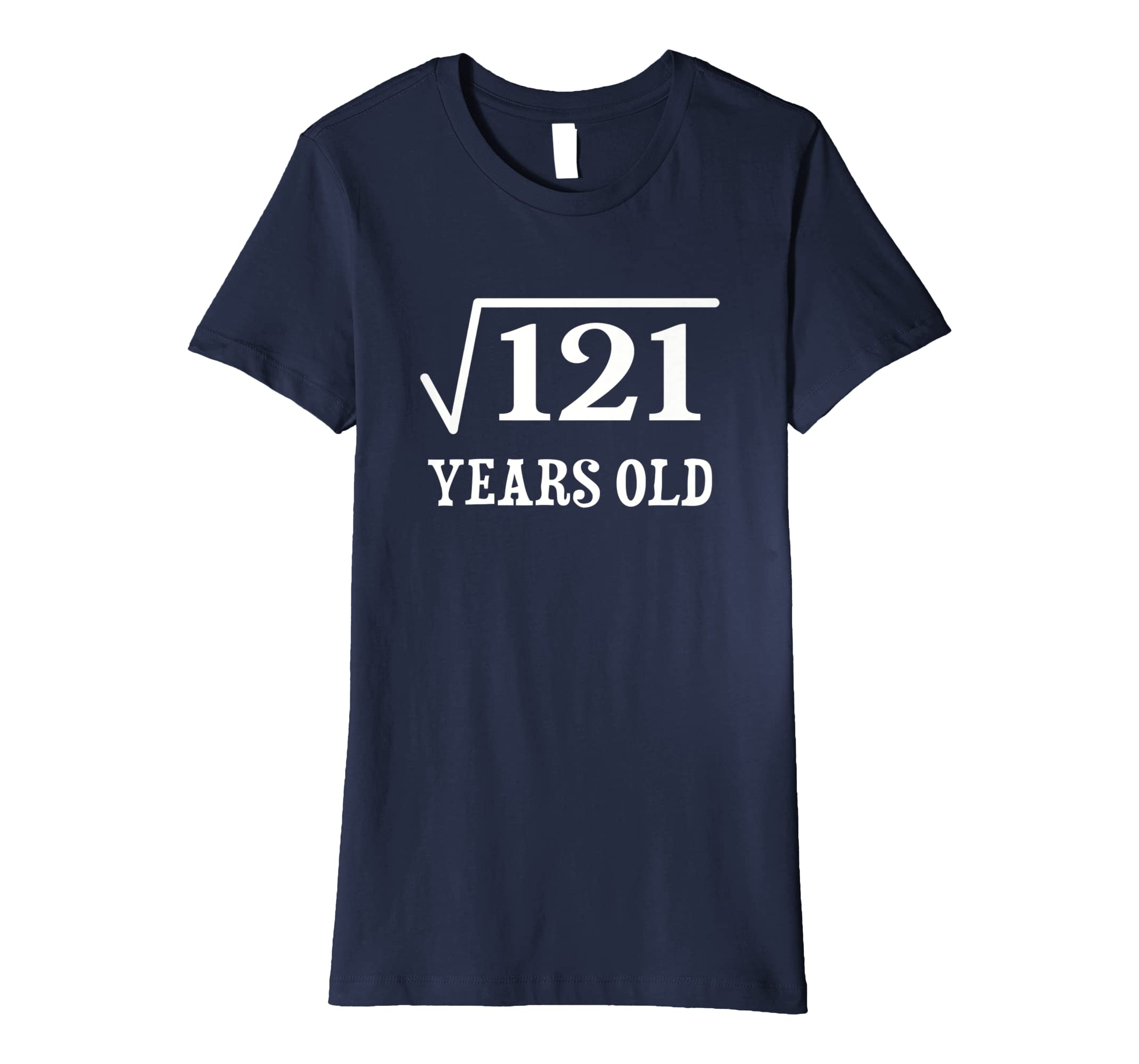 Amazon Square Root 121 11 Years Old Birthday Shirt Clothing