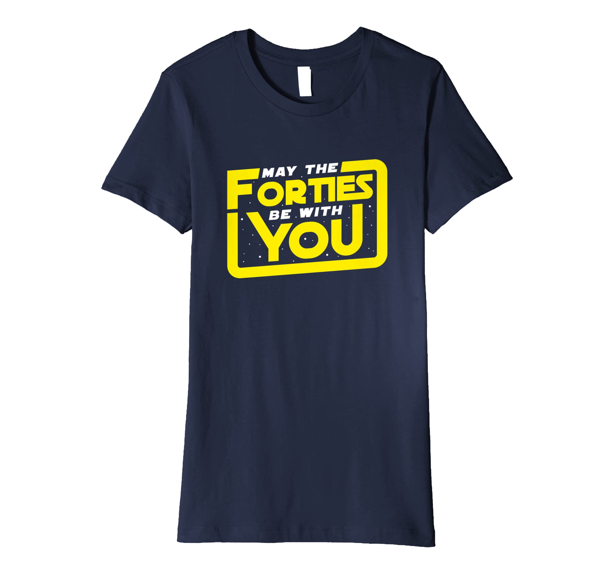 40th Birthday Satire Shirt