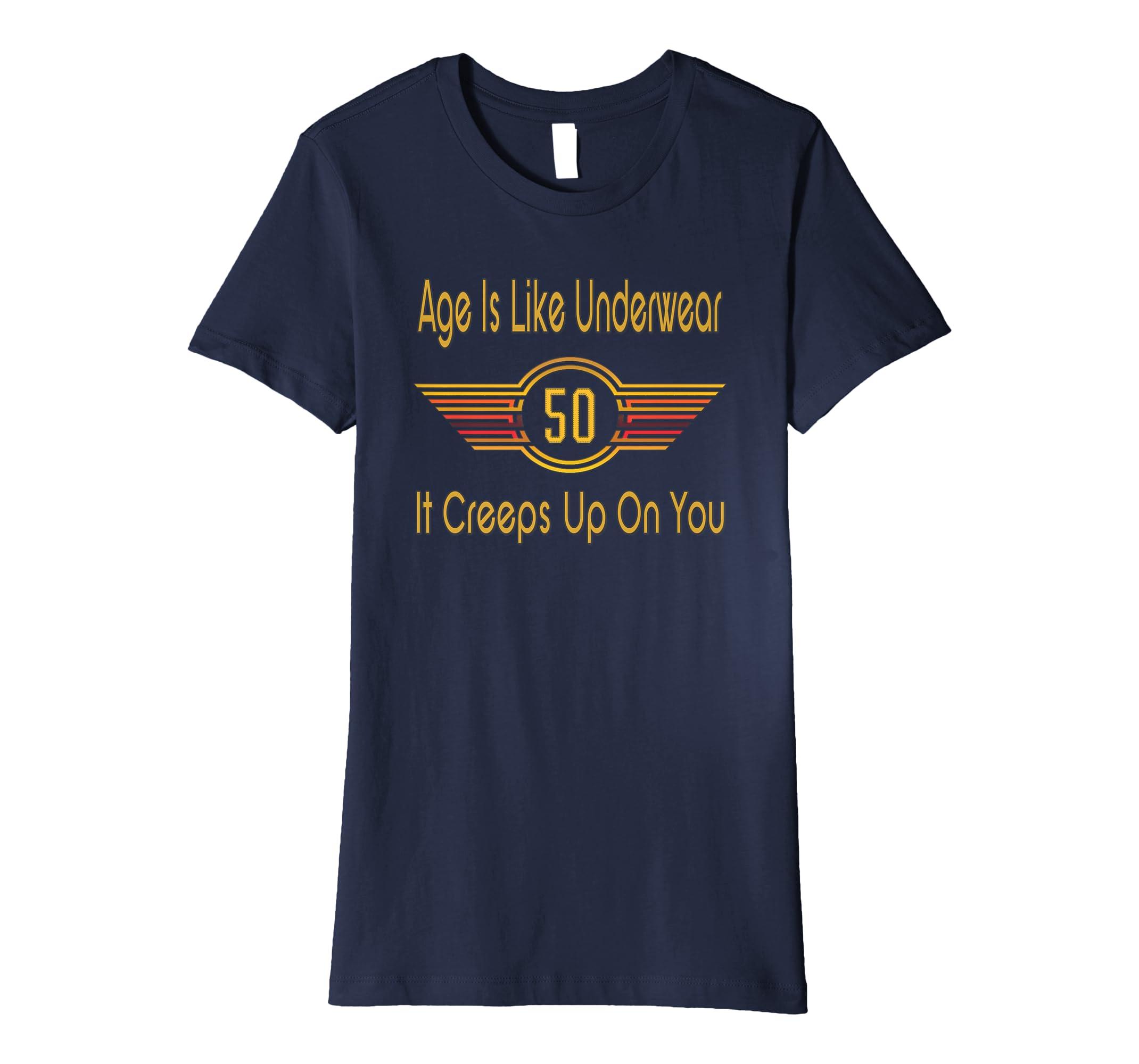 Amazon Funny 50th Birthday T Shirts