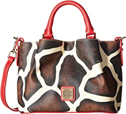 Dooney & Bourke Serengeti Mini Barlow