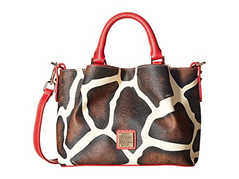 Bourke borde Serengeti jirafa Mini Dooney amp; rojo Barlow amp; PqxwPHvF